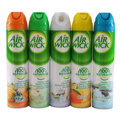 AIR WICK odświeżacz powietrza 240 ml (12)