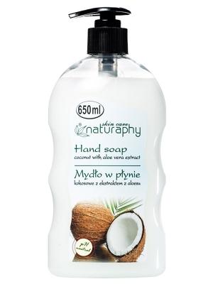 Blux Mydło w płynie 650 ml kokosowe(12)