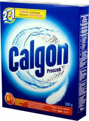 Calgon 500g do zmiękczania wody (11)
