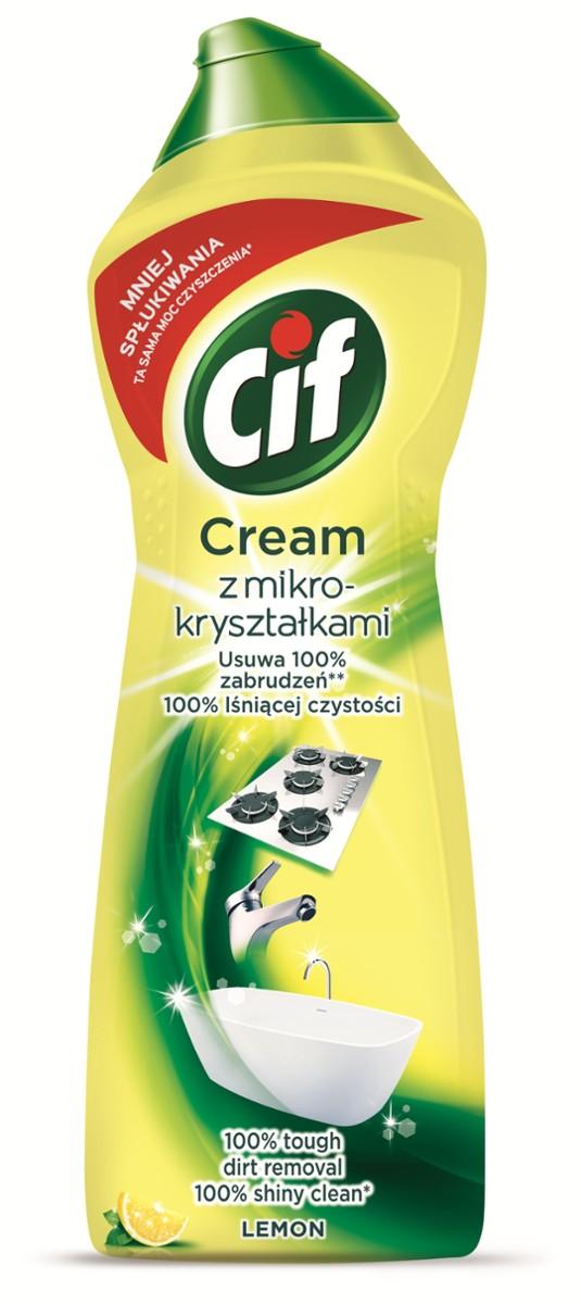 Cif 750 ml  Lemon (8)