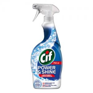 Cif Power&Shine spray przeciw kamieniowi 750ml
