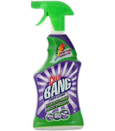 Cilit Bang tłuszcz spray 750ml (6) (zielony)