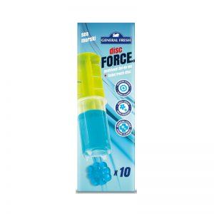 Disc Force krążek żelowy do WC a'10 urządzenie
