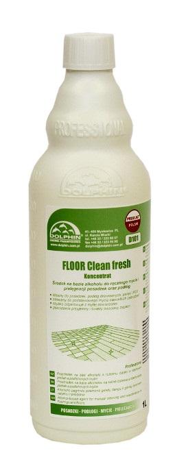 Dolphin FLOOR CLEAN 1L fresh (12)