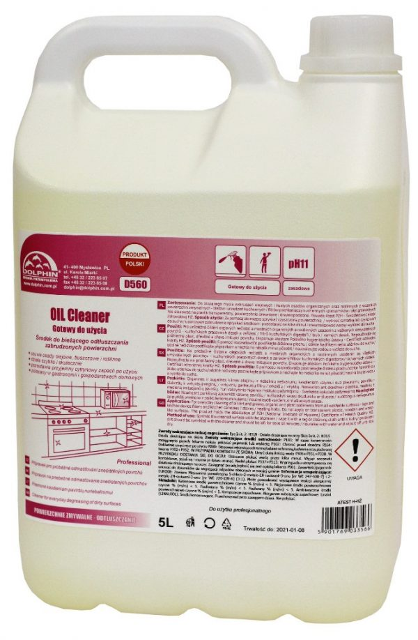 Dolphin OIL CLEANER 5L