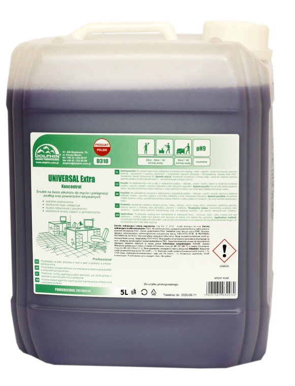 Dolphin UNIVERSAL EXTRA 5L