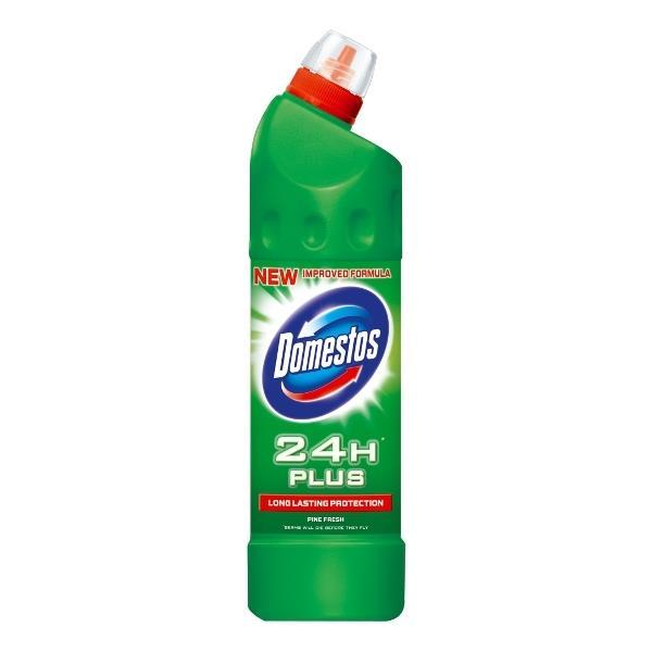 Domestos 750 ml płyn do WC (20)