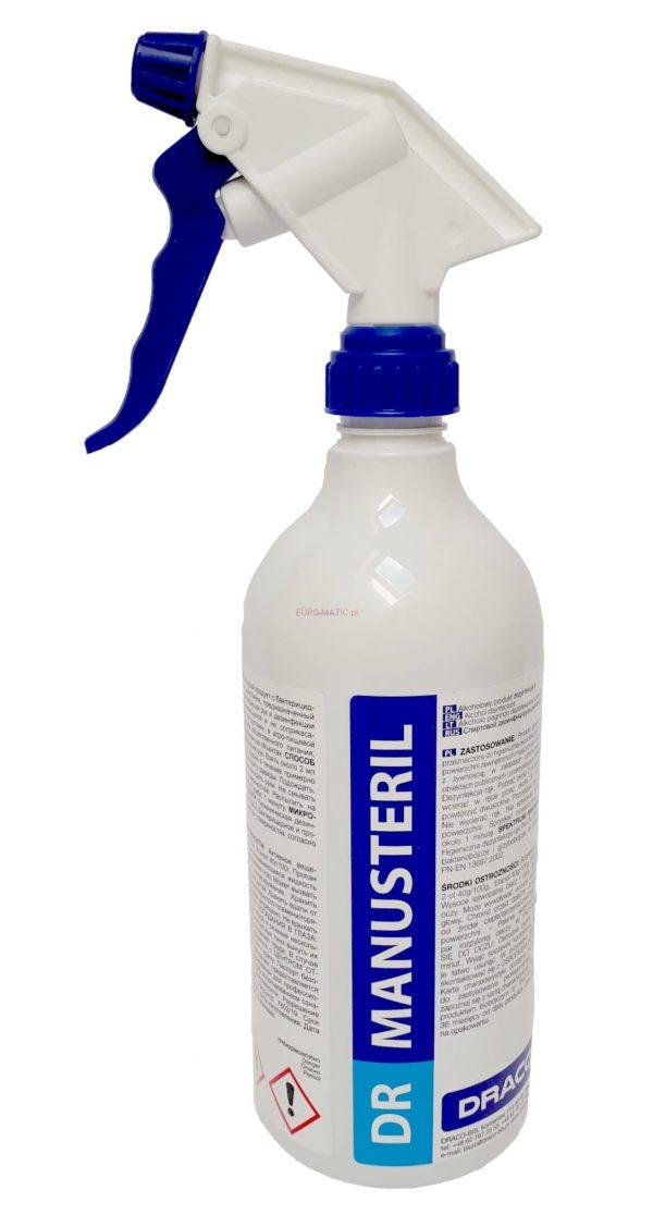 Dr Manusteril żel do dezynfekcji rąk 750ml  WHO-1