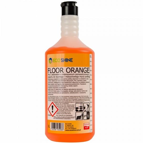 Eco Shine Floor Orange 1l (12)
