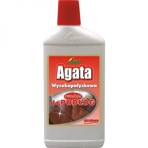 """Emulsja do podłóg wysokopołyskowa """"AGATA"""" 450ml"""