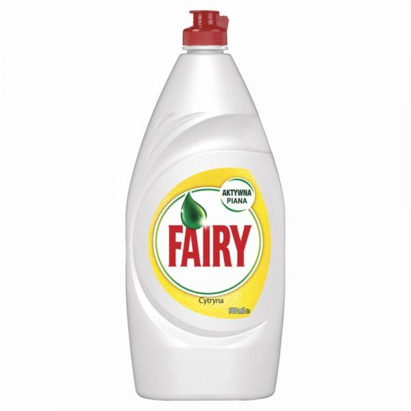 Fairy płyn do naczyń 900ml (12)