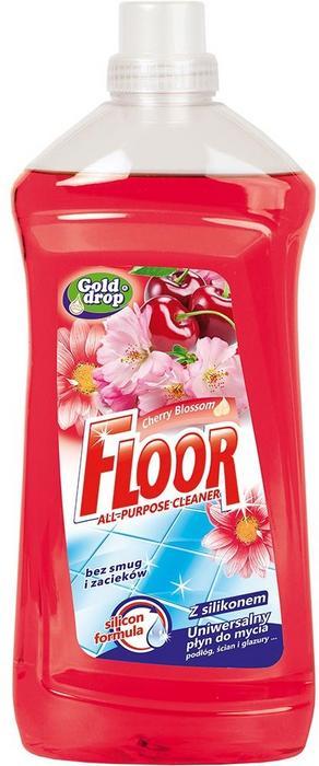 Floor płyn uniwersalny Czerwony 1.5L (8)