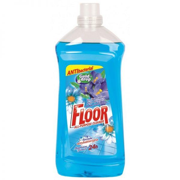 Floor.płyn uniersalny Niebieski 1,5l (8)