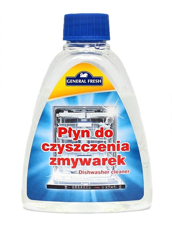 General Fresh Płyn do czyszcz.zmywarek 250ml(12)