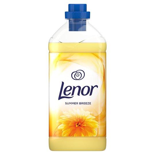 Lenor płyn do płukania 930 ml Summer (żółty)