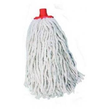 Mop sznurkowy Ricambio 200g biały
