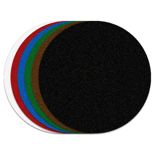 Pad 16′ czarny