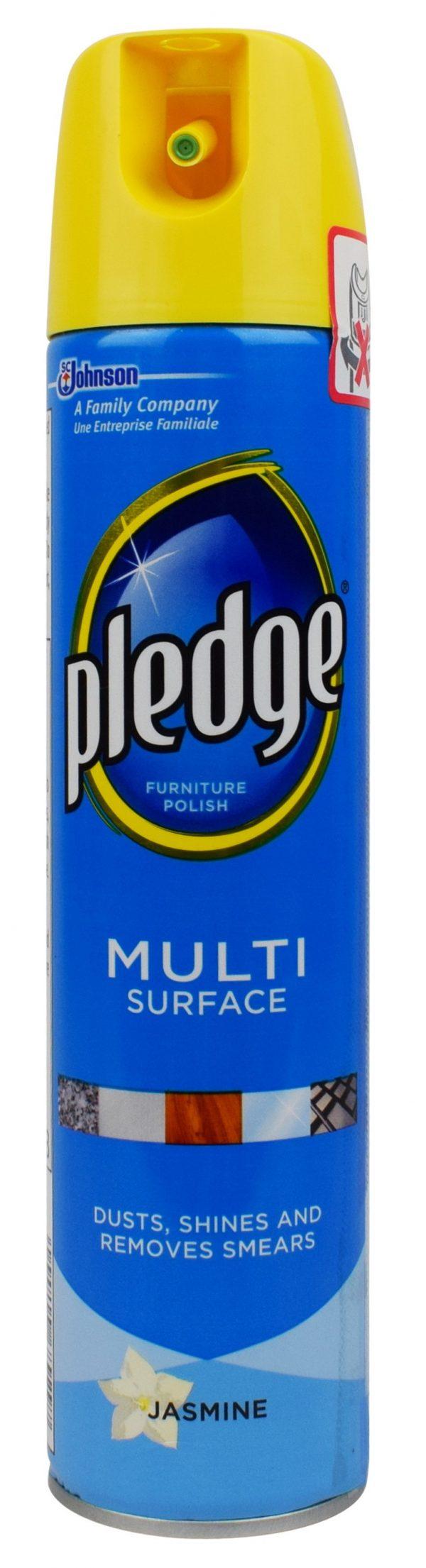 Pronto Pledge pianka do mebli 250ml niebieskie (6)