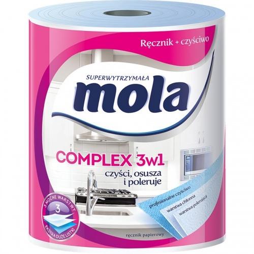 Ręcznik Mola Complex supermocny 3w1 (6)