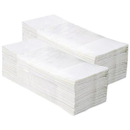 Ręcznik Z-Z biały 4000 23×25