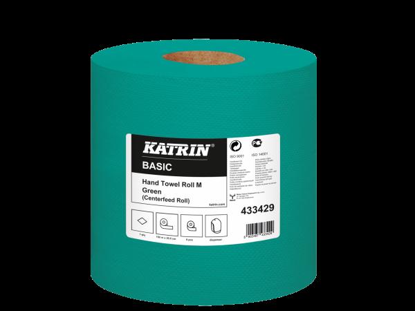 Ręcznik zielony 6 szt Katrin 433429