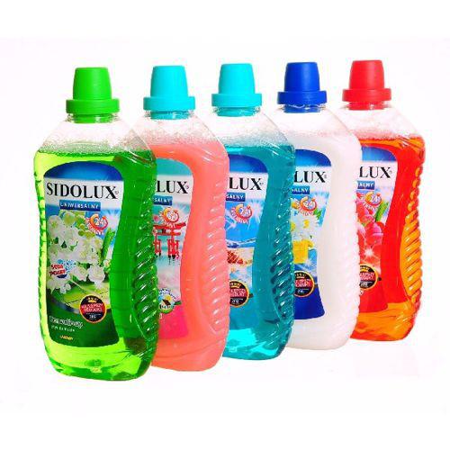 Sidolux płyn uniwersalny 1L (12) mydło marsylskie