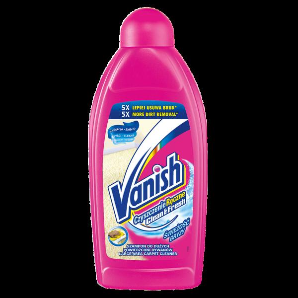 Vanish płyn do prania dywanów 500ml (6)