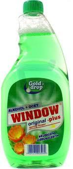 Window płyn do szyb 750ml. zapas