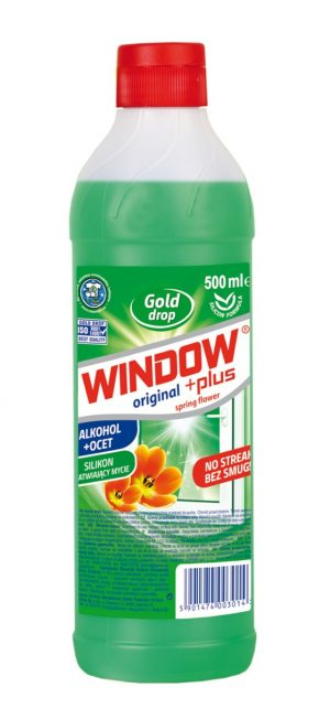 Window wężyk płyn do szyb 500ml * ocet