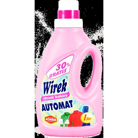 Wirek płyn do prania Automat 1L (10) k