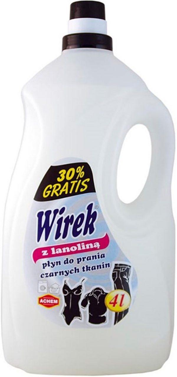 Wirek płyn do prania Automat 4L Black (5)