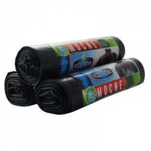 Worki LDPE 120L 10szt czarne Sipeko (30)