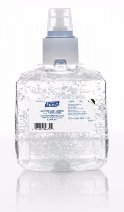 Żel do dezynfekcji Purell 1,2l TFX Advanced